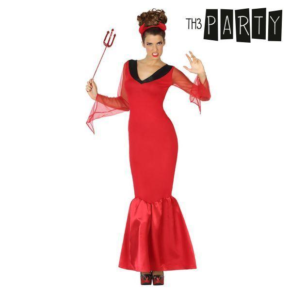 Costume per Adulti Demonio donna