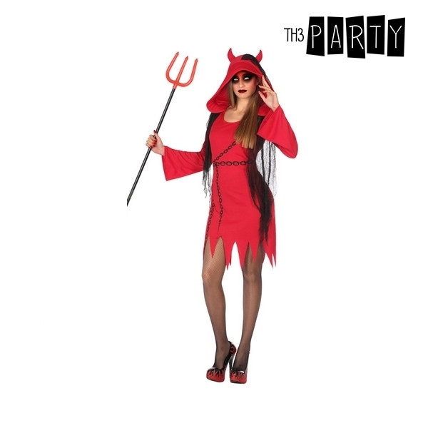 Costume for Adults Female demon (1 Pc)
