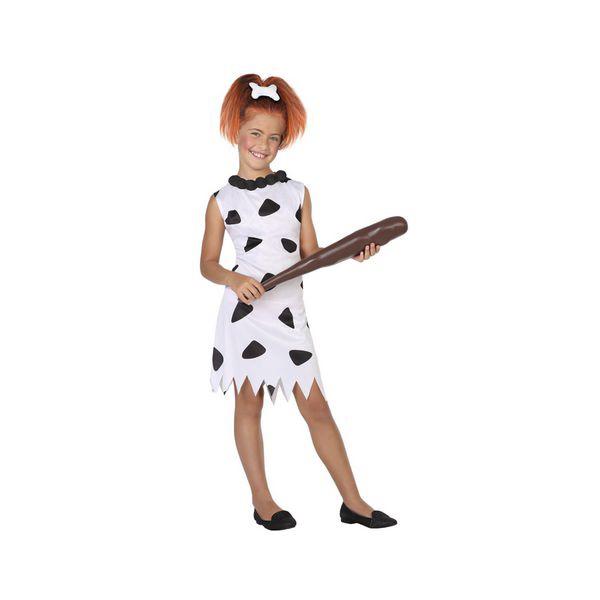 Disfraz para Niños Cavernícola Blanco (1 Pc)