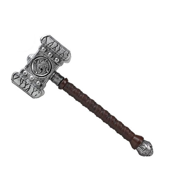 Battle Axe (52 cm) Silver