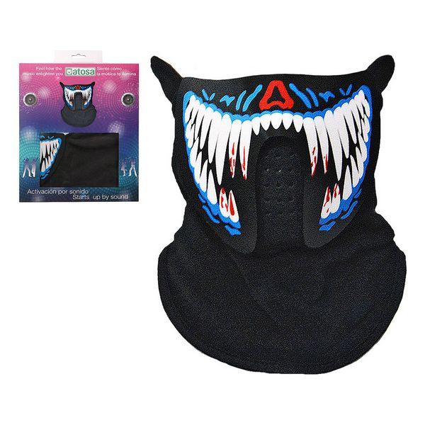 Mask LED Monster