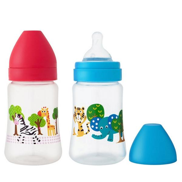 Steklenička proti Črevesnim Krčem Nenikos 250 ml +3M 111906