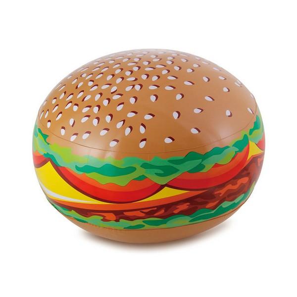 Inflatable Ball Burguer 115379 (Ø 61 cm)
