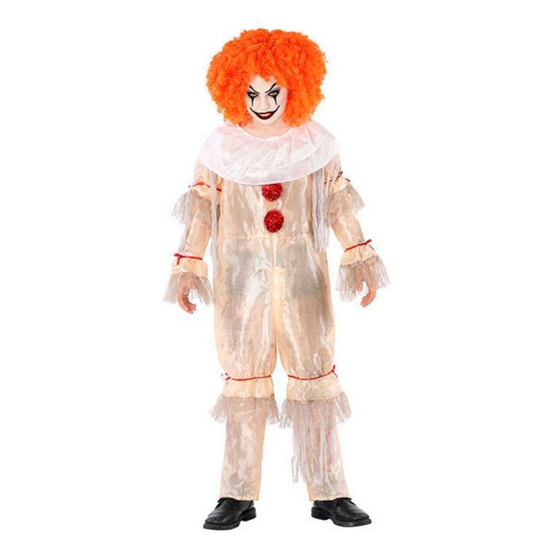 Costume for Adults Bloody Clown