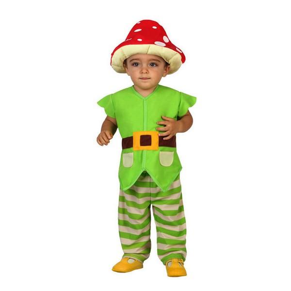 Costume for Babies 112902 Goblin Green (3 Pcs)