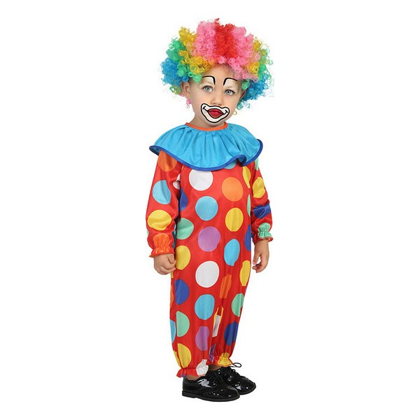 Costume for Babies 113329 Male clown