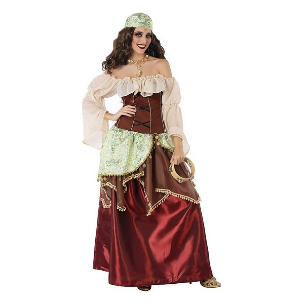 Costume for Adults 115620 Female gypsy