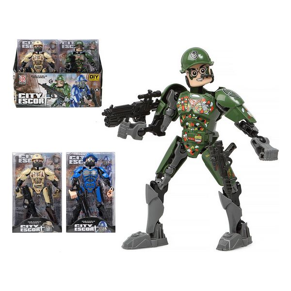 Action Figure City Scort 117396