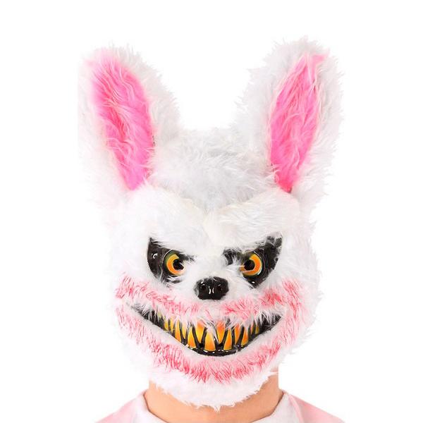 Máscara Halloween Conejo