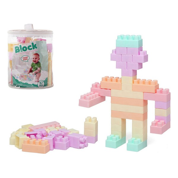 Building Blocks Game 115940 (57 pcs)