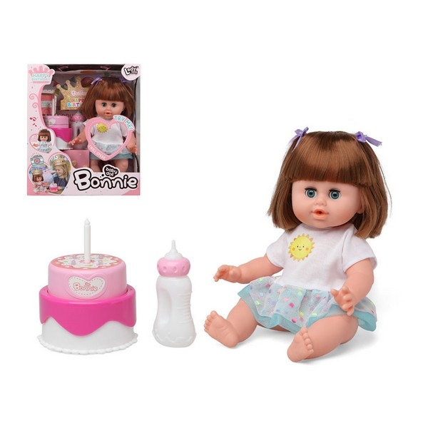 Baby Doll Happy Birthday 110135