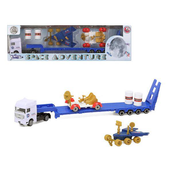 Tovornjak za prevoz avtomobilov Space Adventure 113068