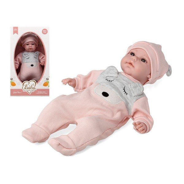 Baby Doll Lovely Bear Pink 115178
