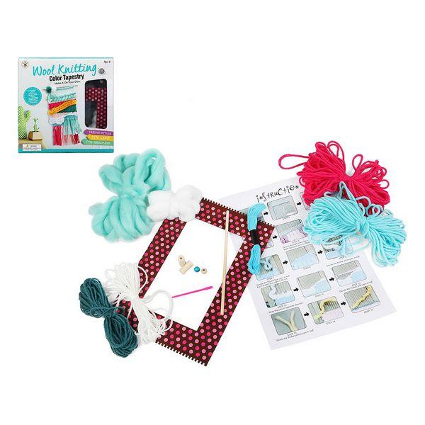 Set za ročna dela Wool Knitting 117042