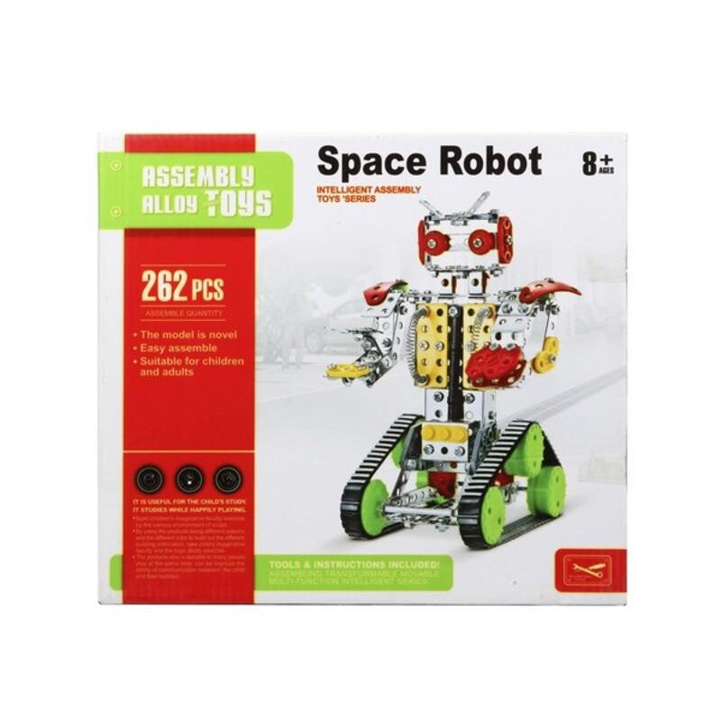 Juego de Construcción Robot 117554 (262 Pcs)