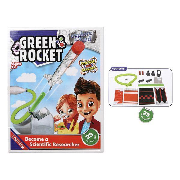 Educational Game Green Rocket 118100