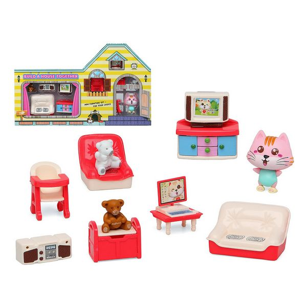 Dolls House Accessories Build Your Living Room