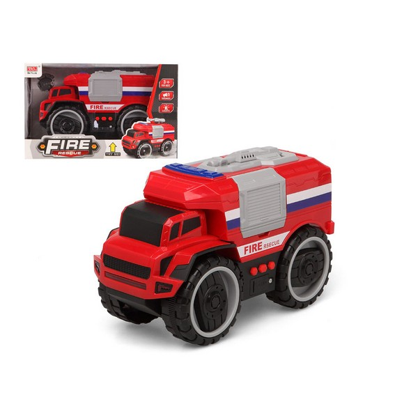 Fire Engine Rescue Red 113708