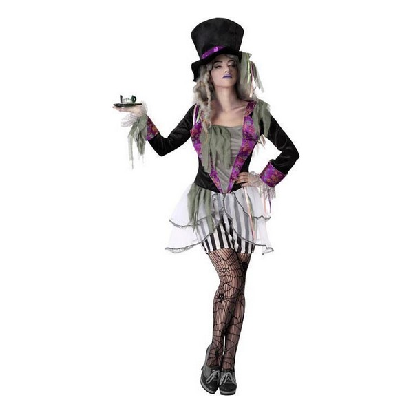 Costume for Adults Crazy female milliner