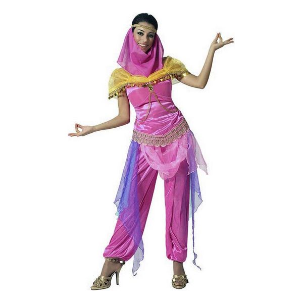 Costume for Adults Arab princess Pink