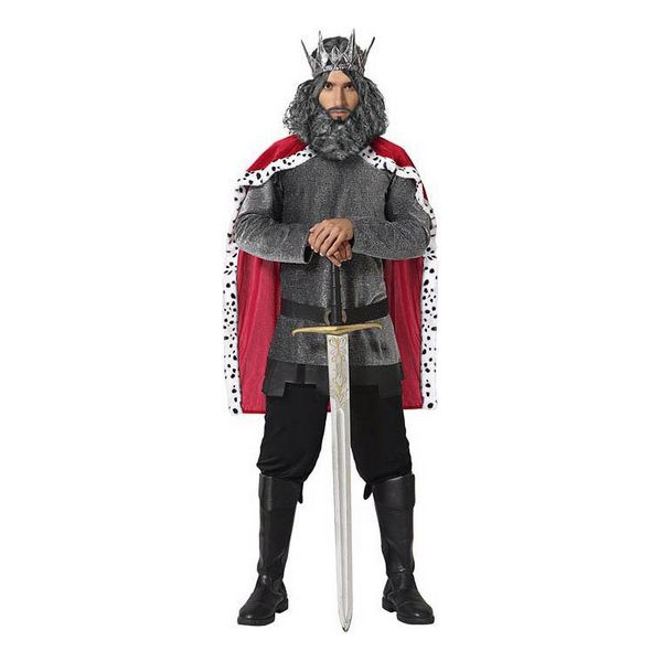Costume for Adults Medieval king