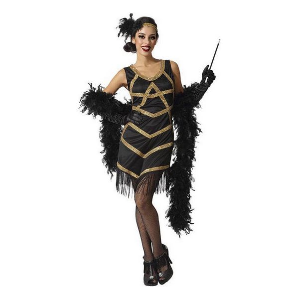 Costume for Adults Charleston Black