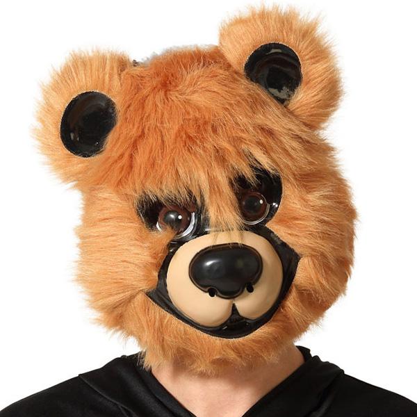 Mask Bear