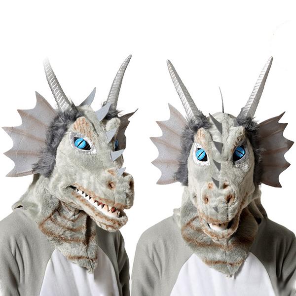 Mask Dragon