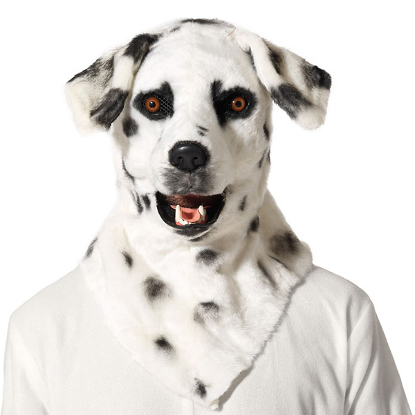 Mask Dalmatian
