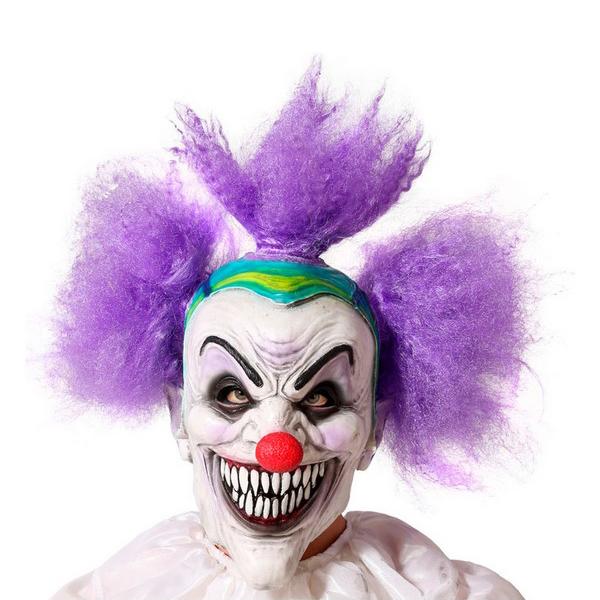 Mask Evil male clown