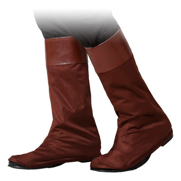 Boot covers Pirate Brown