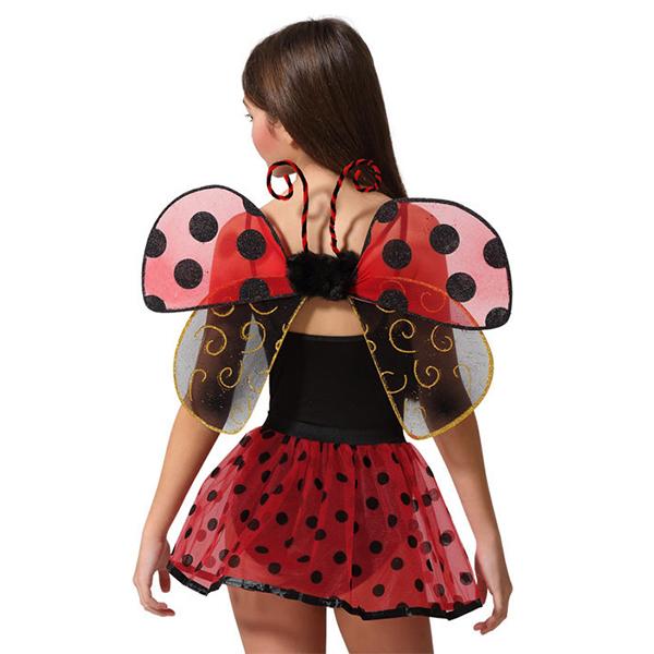 Accesorio para Disfraz Mariquita (2 Pcs)