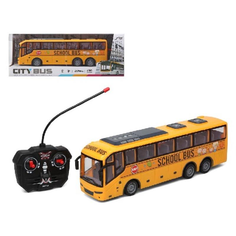 Bus School Bus Remote-Controlled