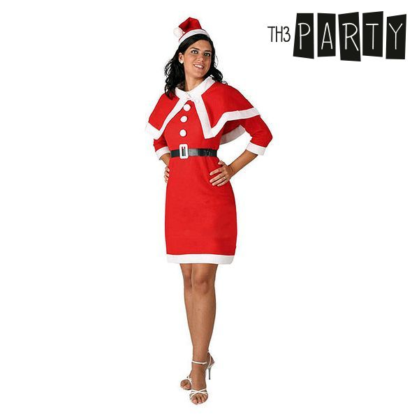 Costume for Adults Th3 Party 2157 Mother christmas