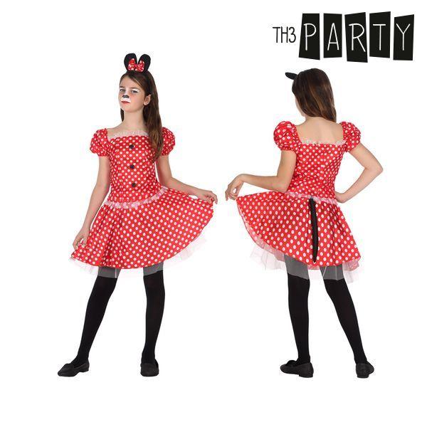 Costume for Children Little female mouse