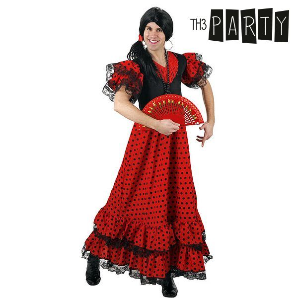 Costume for Adults 4569 Flamenco dancer