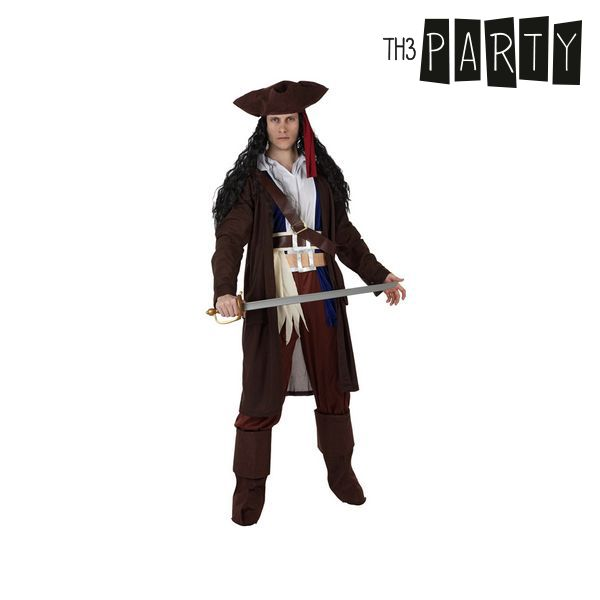 Costume for Adults Caribbean pirate