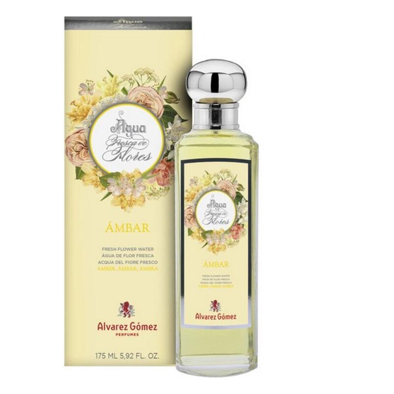 Perfume Unisex Agua Fresca De Flores ámbar Alvarez Gomez EDC (175 ml)