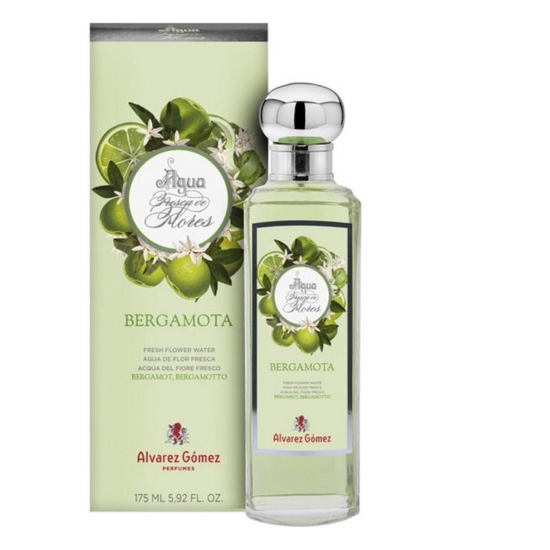 Perfume Unisex Agua Fresca De Flores Bergamota Alvarez Gomez EDC (175 ml)