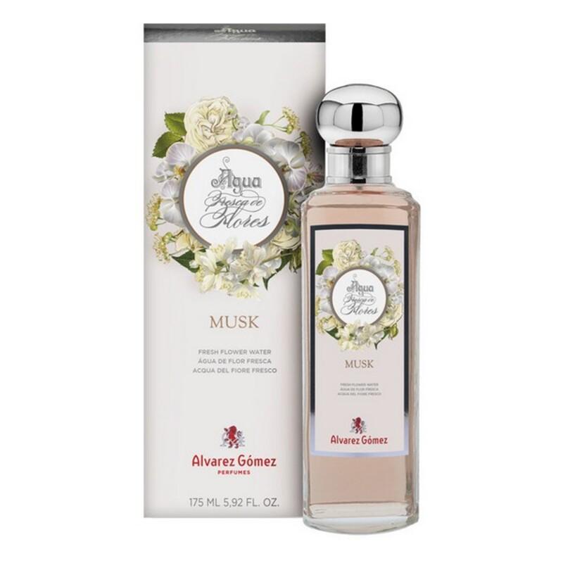 Perfume Unisex Agua Fresca De Flores Musk Alvarez Gomez EDC (175 ml)