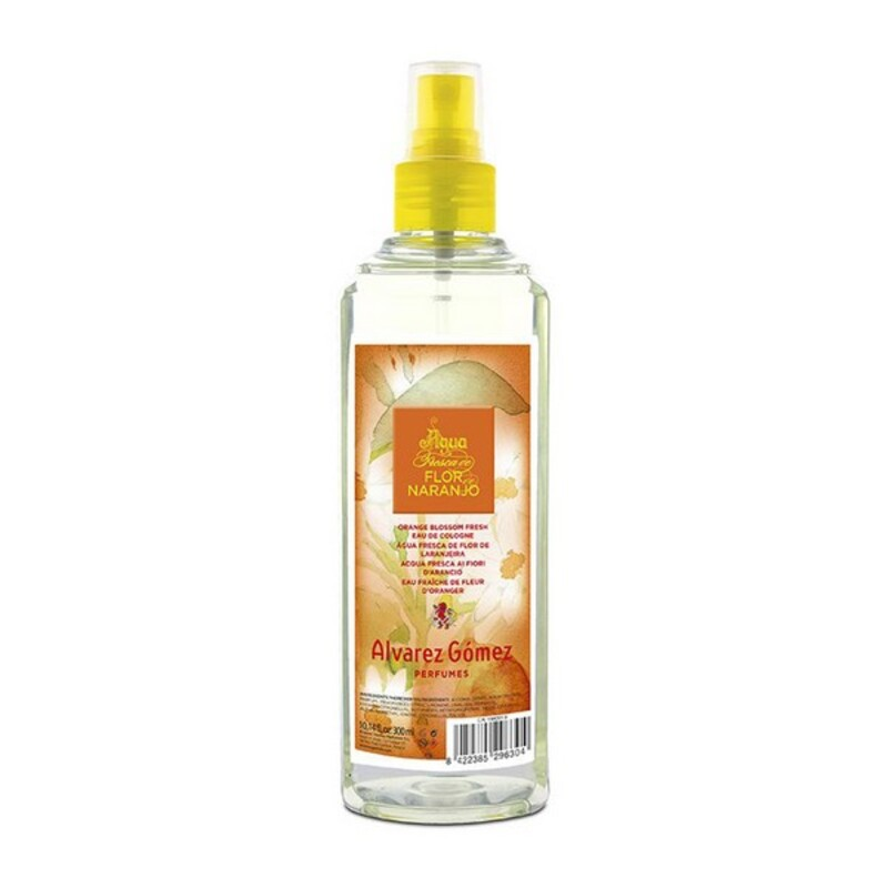 Perfume Unisex Orange Blossom Fresh Alvarez Gomez EDC (300 ml)