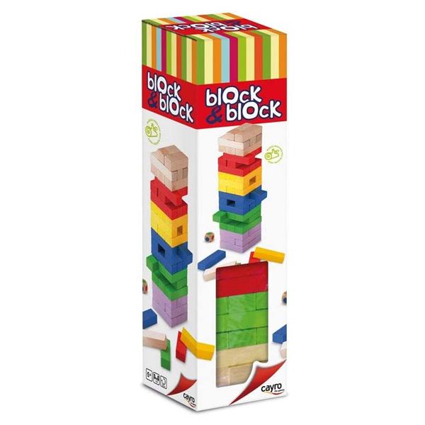 Board game Block & Block Cayro