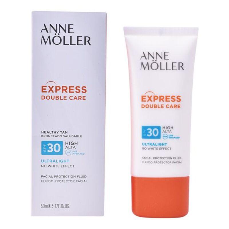 Protector Solar Fluido Express Double Care Anne Möller Spf 30 (50 ml)