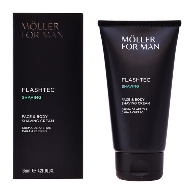 Shaving Cream Flashtec Shaving Anne Möller (125 ml)