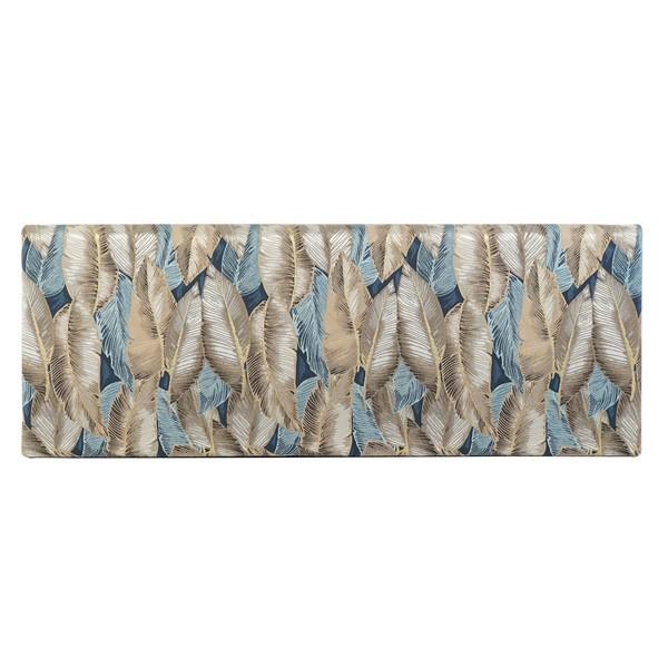 Headboard DKD Home Decor Polyester MDF Wood (160 x 10 x 60 cm)