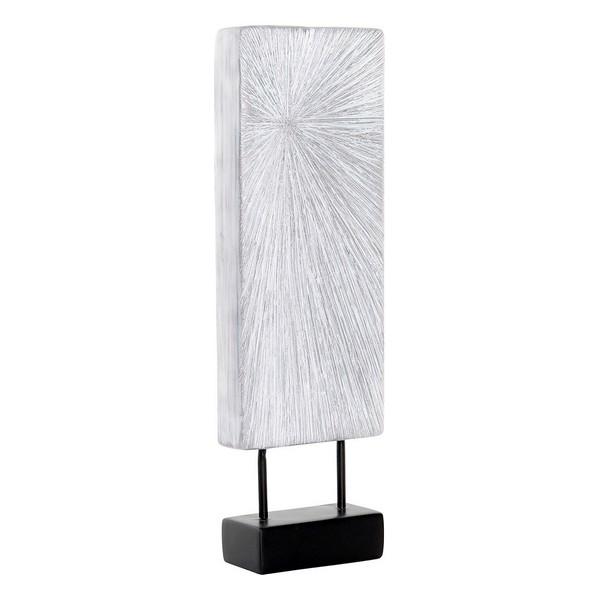 Decorative Figure DKD Home Decor Grey Resin (16 x 7 x 49 cm)