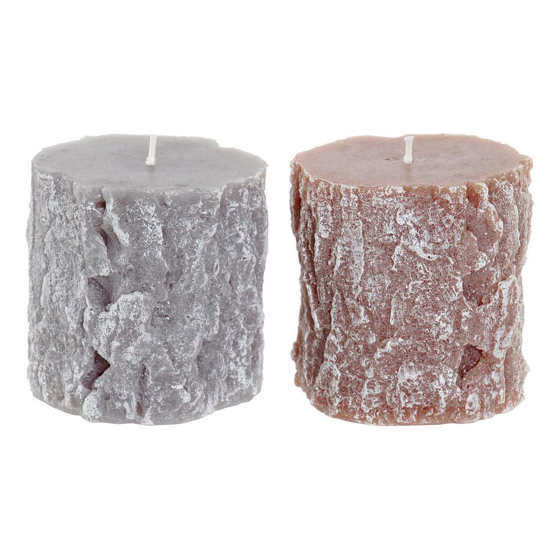 Candle DKD Home Decor (2 pcs)