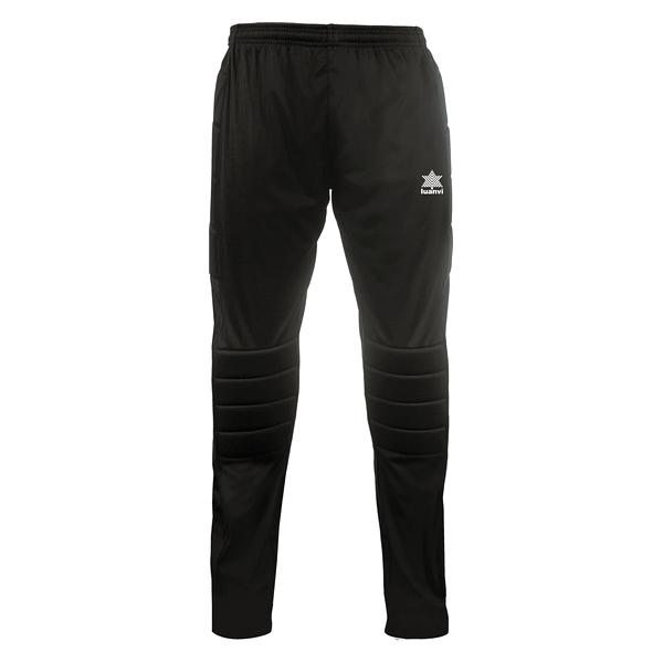 Football Goalkeeper's Trousers Luanvi Arquero Black