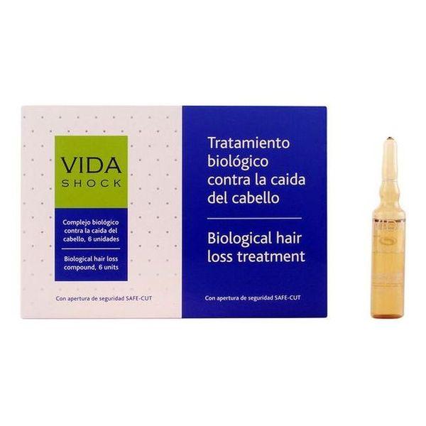 Ampule proti izpadanju las Vida Shock Luxana (10 ml)