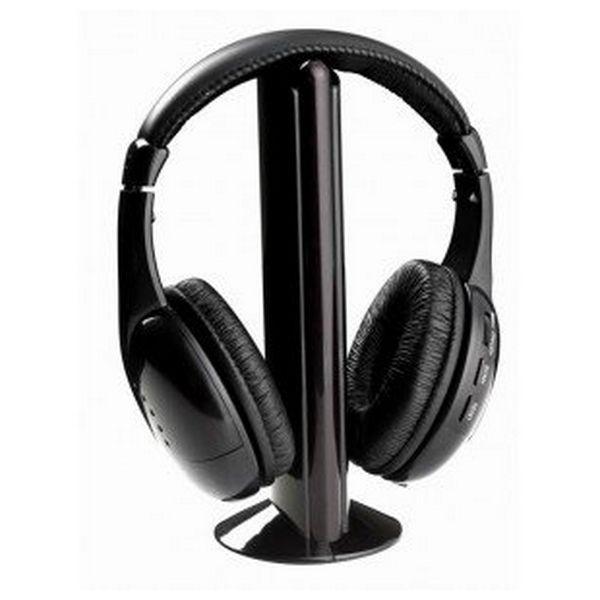 Wireless Headphones BRIGMTON BAI-220 Black